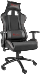 genesis nfg 0893 nitro 550 gaming chair black photo