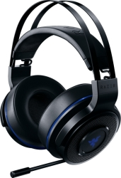 razer thresher ps4 edition pc wireless gaming headset photo