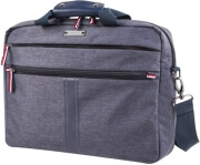 natec nto 1146 oribi 141 laptop carry bag navy blue photo