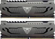 ram patriot pvs416g400c9k viper steel series 16gb 2x8gb ddr4 4000mhz dual kit photo