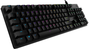 pliktrologio logitech g512 lightsync rgb mechanical gaming keyboard gx red switch linear photo