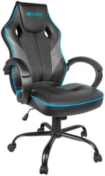 fury nff 1354 avenger m gaming chair black grey photo