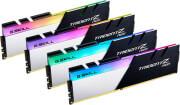 RAM G.SKILL F4-3600C16Q-32GTZN 32GB (4X8GB) DDR4 3600MHZ TRIDENT Z NEO QUAD KIT