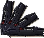 RAM G.SKILL F4-3200C16Q-128GVK 128GB (4X32GB) DDR4 3200MHZ RIPJAWS V QUAD CHANNEL KIT