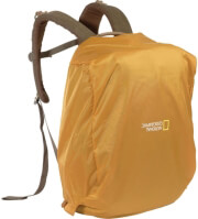 national geographic ng a2560rc africa rain cover for satchels and rucksacks yellow photo