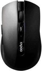 rapoo 7200p wireless optical mouse 5ghz black photo
