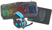 fury nfu 1370 thunderstreak 20 gaming combo set 4in1 photo