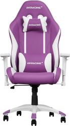 akracing california gaming chair purple photo