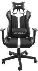 fury nff 1712 avenger xl gaming chair black white