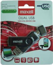 usb stick maxell ml usb dual 32gb photo