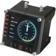 saitek pro flight instrument panel photo