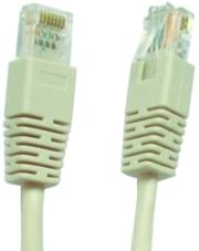 cablexpert ppb12 05m patch cord cat5e molded strain relief 50u gold plated 05m blister photo