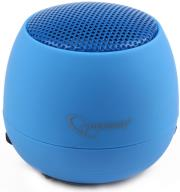 gembird spk 103 b portable speaker blue photo