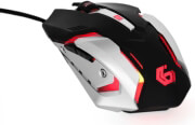 gembird musg 07 programmable rgb gaming mouse black