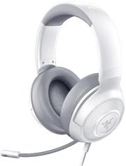 razer kraken x mercury 71 analog pc console gaming headset white photo
