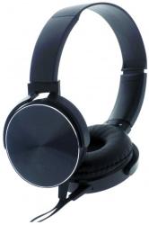 rebeltec wired headphones magico black photo
