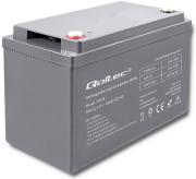 qoltec 53038 agm battery 12v 100ah max 1200a photo