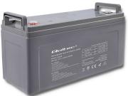qoltec 53039 agm battery 12v 120ah max 1440a photo