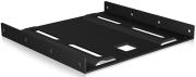 raidsonic icy box ib ac653 internal mounting frame 35 for x 25 hdd ssd black photo