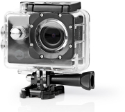 nedis acam41bk action camera ultra hd 4k wi fi photo