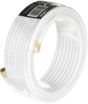 i box concentric cable ikk10ex 10m white with plugs photo