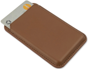 4smarts magnetic ultimag case for credit cards with rfid blocker brown photo