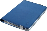 trust 19705 verso universal folio stand for 7 8 tablets blue photo