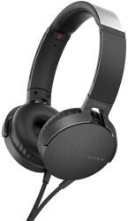 sony mdr xb550apb extra bass headphones black photo