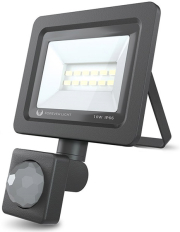 forever proxim ii floodlight led ip66 10w 4500k sensor