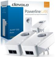 devolo dlan 550 duo starter kit photo