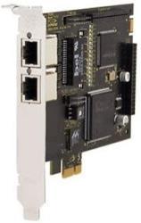 digium wildcard te220b 2 port t1 e1 pci express card with octasic echo cancel module photo