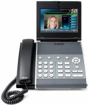 polycom vvx 1500 video conference business media phone photo