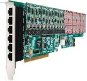 openvox ae2410p01 24 port analog pci card 1 fxo400 module photo