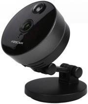 foscam c1 wireless n 720p hd mini ip camera black photo