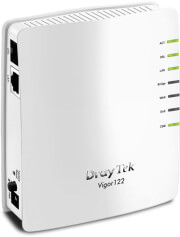 draytek vigor 122 triple play adsl2 2 modem router annex b photo