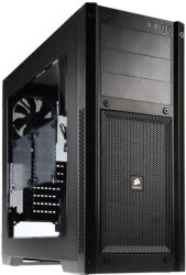 case corsair carbide series 300r black windowed photo