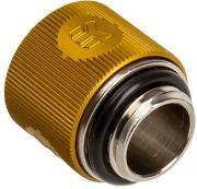 ek water blocks ek acf fitting 13 10mm g1 4 gold photo