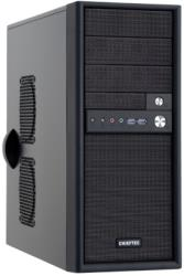 case chieftec cm 01b u3 op mesh series black photo