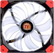 thermaltake case fan luna 14 led blue 140mm 1000 rpm box photo