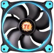 thermaltake case fan ring 14 led blue 140mm lnc 1400 rpm box photo