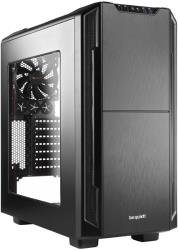 case be quiet silent base 600 black with window photo