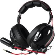arctic p533 racing over ear gaming headphones with boom microphone photo