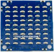 tinyshield matrix led board amber photo