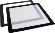 demciflex dust filter 120mm square black white photo