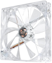 thermaltake pure 14 led red fan 140mm photo