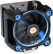 thermaltake riing silent 12 pro blue cpu cooler 120mm photo