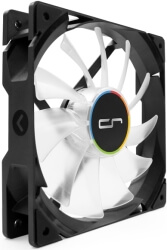 cryorig qf120 led silent quad air inlet system pwm fan 120mm photo