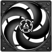 arctic p12 silent fan 120mm black black photo