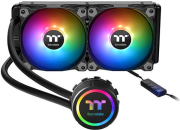 thermaltake water 30 240 argb sync all in one liquid cooling system
