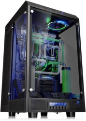 case thermaltake the tower 900 e atx vertical super tower chassis photo